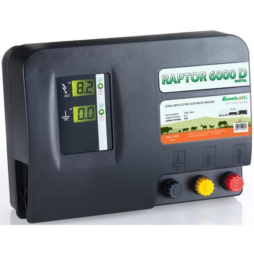 síťový elektrický ohradník 230 V