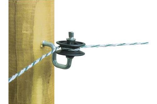 Rohový izolátor pro elektrický ohradník