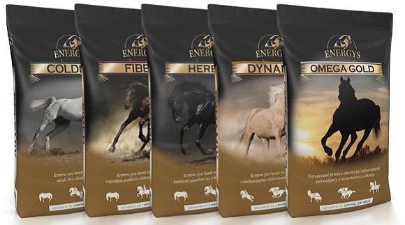 Znáte krmivo pro koně Energys řady Premium?