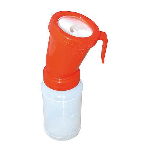 Dezinfektor s kartáčky 300ml - bez vracení dezinfekce
