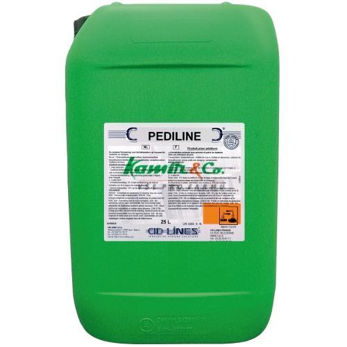 PEDILINE pro dezinfekci paznehtů - 10 l