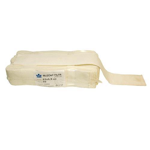 Filtr mléčný LACTA - rukáv 62 x 6,5, 1 ks