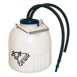 Oddojovač jednotlivých čtvrtí 12 litrů