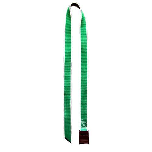 Opasek na respondér a čísla s plastovou sponou, délka 130 cm