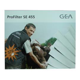 Filtr mléčný rukáv WS 455, 370 ks