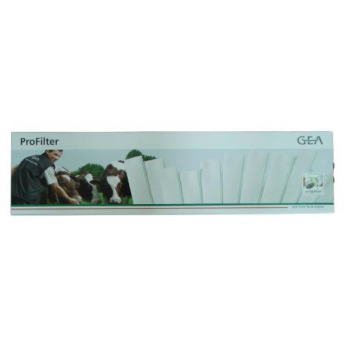 Filtr mléčný rukáv WS 800, 200 ks