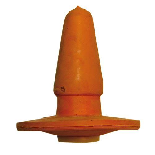 Dudlík pro telata s ventilem