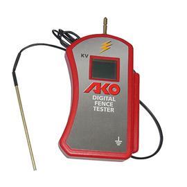 Zkoušečka pro elektrické ohradníky digitální 0 - 9.900 V