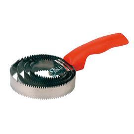 Spirálové kovové hřbílko