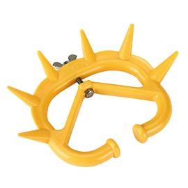 Mulcová zábrana střední - žlutá