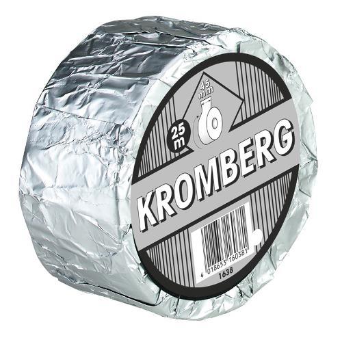 Dehtová páska KROMBERG - 25m x 45 mm, černá D