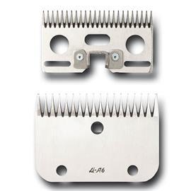 Sada nožů pro stříhací strojek A 6 skot - čistá až mírně znečištěná srst