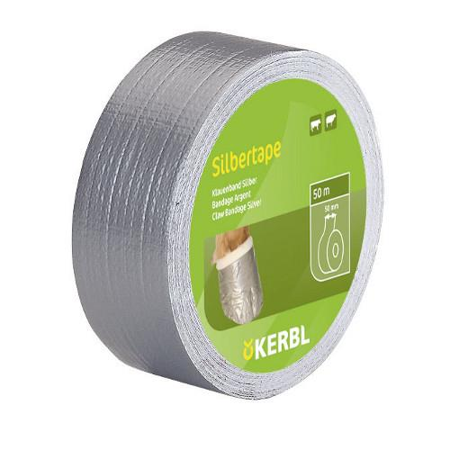 Páska SILBERTAPE 50 m/5 cm