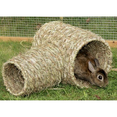 Domek pro hlodavce - tunel (pro králíčky, morčata, fretky, činčily)