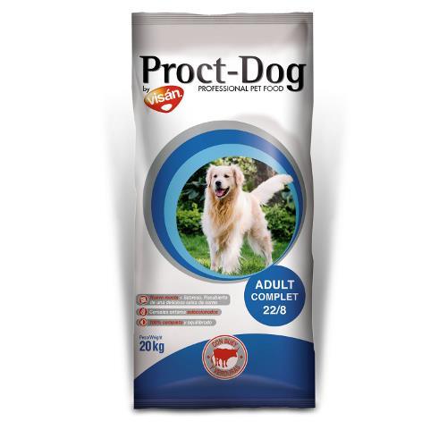Granule pro psy PROCT-DOG ADULT Complet, 18 kg