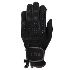 Dětské rukavice ELT, černé - 5-7 let