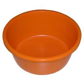 Mísa plastová GEWA, 15 l, oranžová