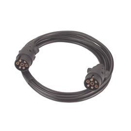 Kabel prodlužovací AUTO do 24 V, 7 pólů plast, 3 m