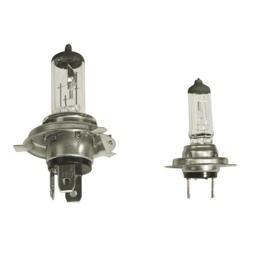 Žárovka H7, 12 V, 2 ks,  55 W