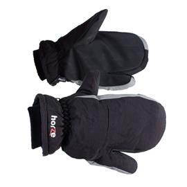 Jezdecké zimní rukavice-palčáky