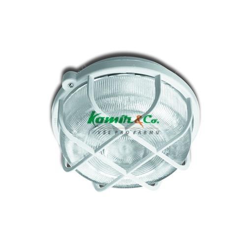 Svítidlo okrouhlé s mřížkou 100W/230V IP44 LENA