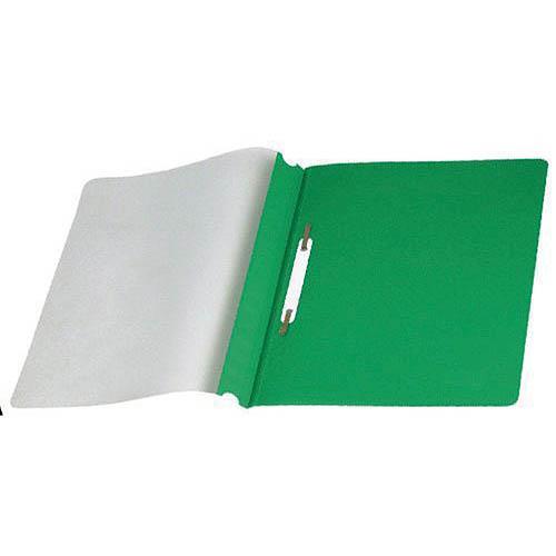 Rychlovazač s fólií a plastovým hřbetem - zelený
