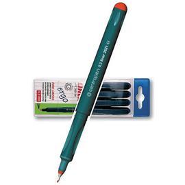 Tužka Centropen 0,3 mm, 4 ks červ-mo-zel-černa