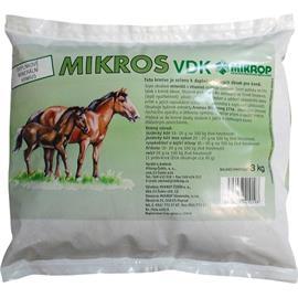 Minerální doplněk Mikros VDK, 3 kg