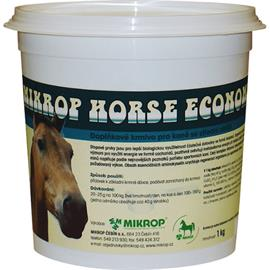 Minerální doplněk Horse Economy, 1 kg