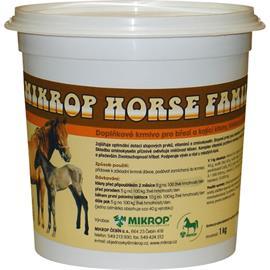 Minerální doplněk Mikrop Horse Family, 1 kg