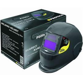 Svařovací kukla PROTECO P600e Carbon - samozatmívací, 10.55-P600E
