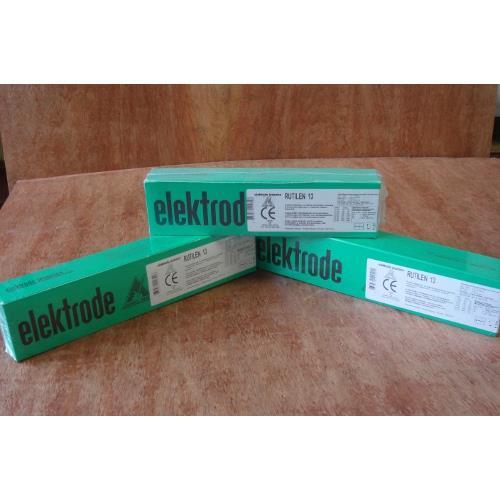 Elektroda svářecí Rutilen 13 pr. 2,5mm, 4,4kg