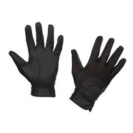 Jezdecké rukavice Covalliero SummerTech, černé - L