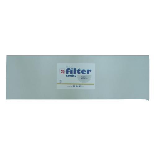 Filtr mléčný rukáv PL 800 / 250 ks