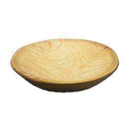 Dřevěná mísa, průměr 34 cm, jasan