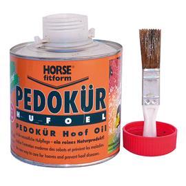 Olej na kopyta se štětečkem Pedokur, 500 ml