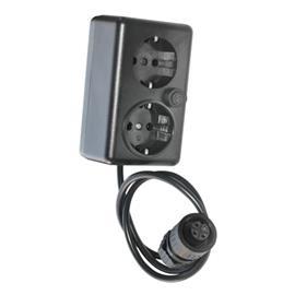 Vypínač 230 V pro GSM Alarm AKO