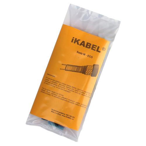 Vyhřívací kabel samoregulační  - ukončovací a propojovací sada