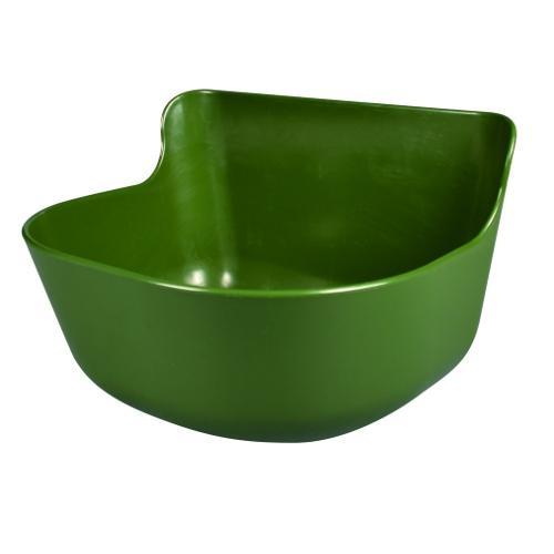 Plastový žlab KA rovný 8,5 l - zelená Foto Plastový žlab KA rovný 8,5 l