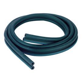 Hadice vzduchová zdvojená gumová pr. 7 x 14 mm, 1 m