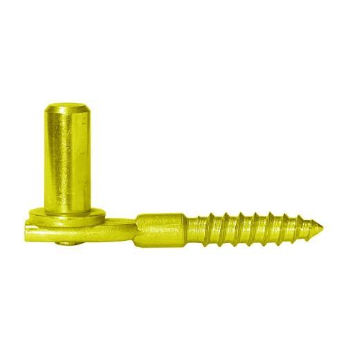 Držák čepu s vrutem - 106 x 48 mm, pr. 16 mm