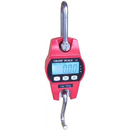 Digitální závěsná váha do 300 kg OCS-03-L, dělení 100 g OCS-03-L- Jednoduchá digitální závěsná váha 300 kg