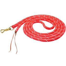 Provazová lonž ELT, červená, 4,2 m