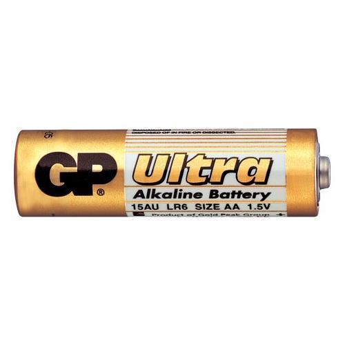 Baterie GP Ultra Alkaline AA, 2 ks Foto Baterie GP Ultra Alkaline AA, 2 ks