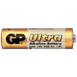 Baterie GP Ultra Alkaline AA, 2 ks