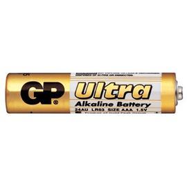 Baterie GP Ultra Alkaline AAA, 2 ks