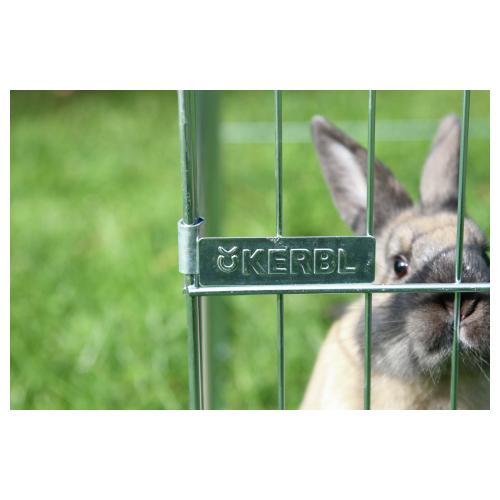 Výběh pro králíky, hlodavce a drůbež 115 x 115 x 60 cm, sedlová střecha Výběh pro králíky, hlodavce a drůbež 115 x 115 x 60 cm