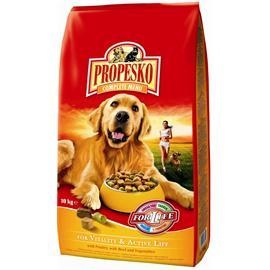 Granule pro psy Propesko Vitality, 10 kg