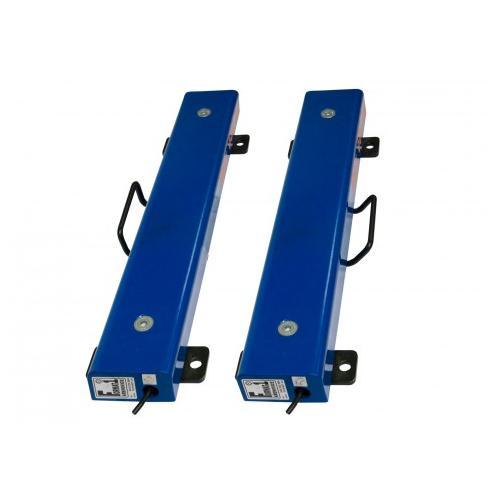 Ližinová váha 2 x 600 mm, do 1500 kg s indikátorem AFW