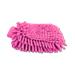 Rukavice čistící - růžová Rukavice čistící růžová